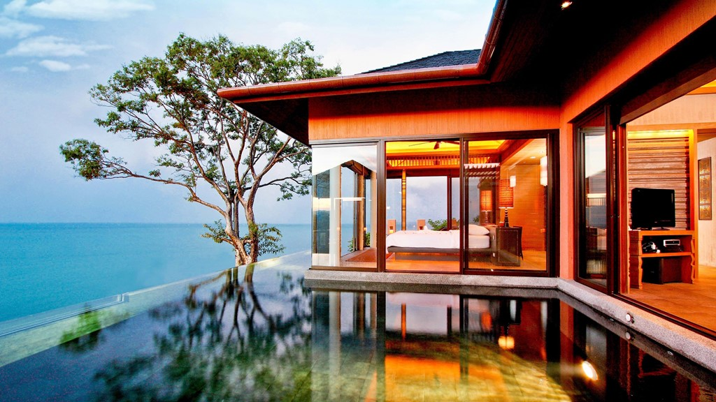 luxury villas phuket thailand