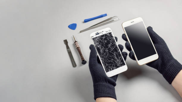 Moderate Repairs With Replacement Apple iPhone Parts
