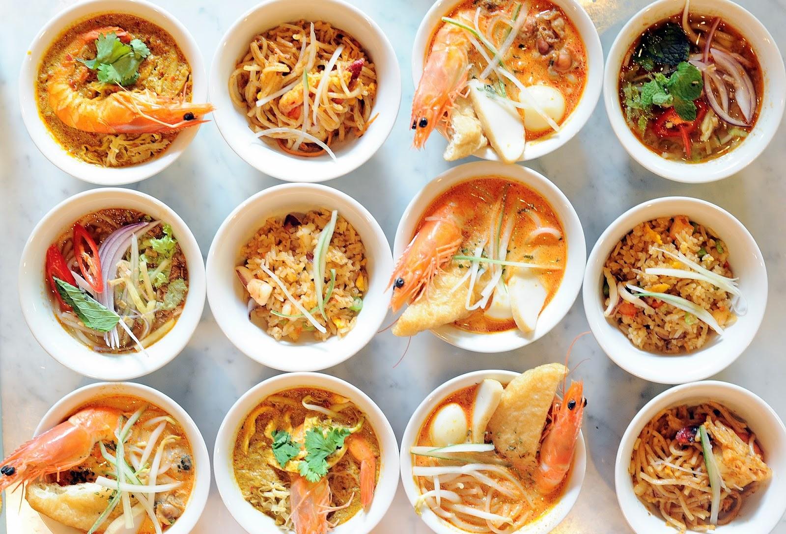 Foodie tour Singapore