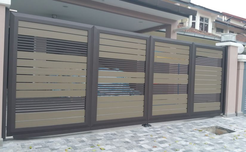 gate installation quotation Singapore