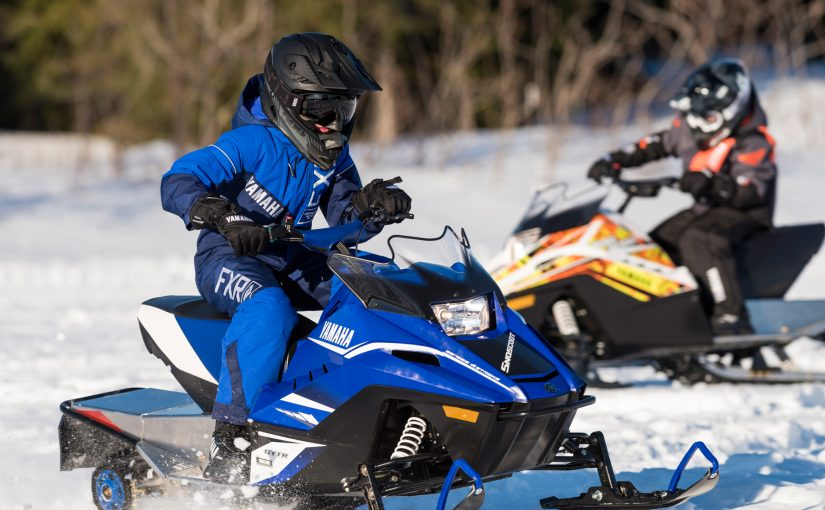 How do you prepare yourself for snowmobile?