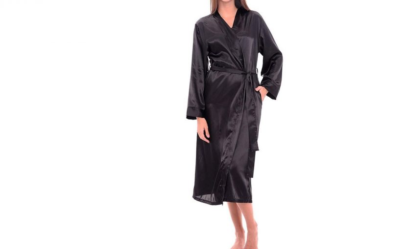Time to buy the robe through online stores